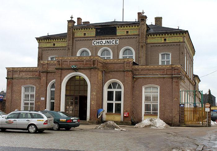 Przekazanie dworca kolejowego