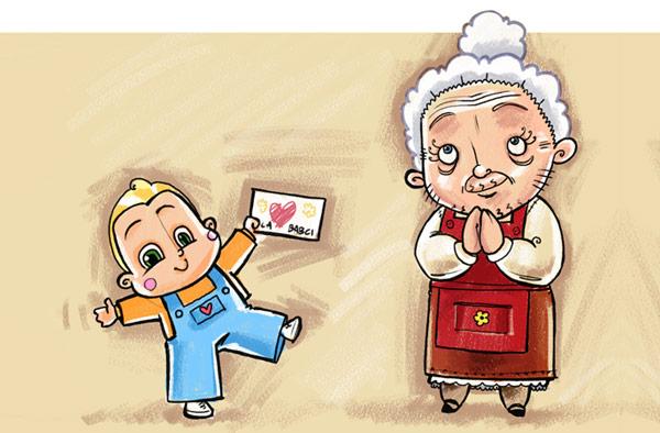 Życzenia z okazji Dnia Babci i Dnia Dziadka