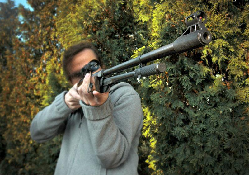 Władze powiatu kościerskiego przymierzają się do rozbudowy strzelnicy w Garczynie