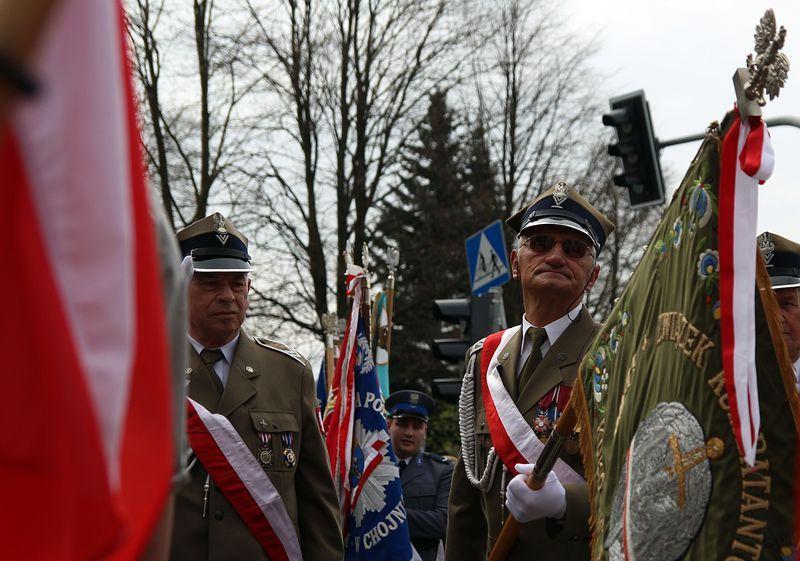 Święto Konstytucji 3 Maja w Chojnicach FOTOGALERIA