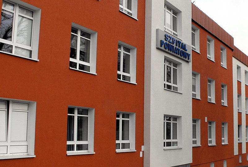 Koronawirus w Szpitalu Powiatowym w Więcborku