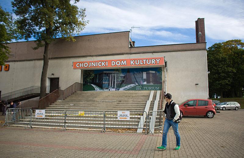 Lutowy koncert w ChDK