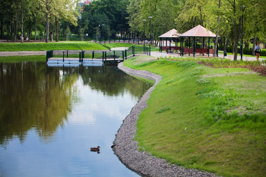 ´Tańszy´ Park 1000-lecia