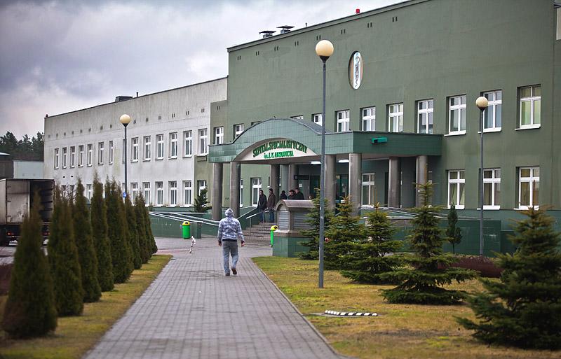 Chojnicki szpital pozywa do sądu właściciela funkcjonującej tu apteki