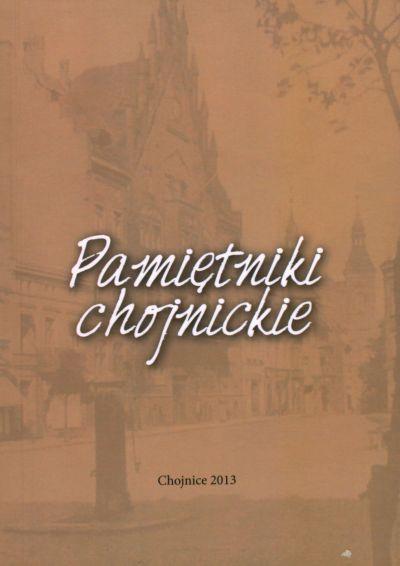 Promocja książki pt. &acutePamiętniki chojnickie´