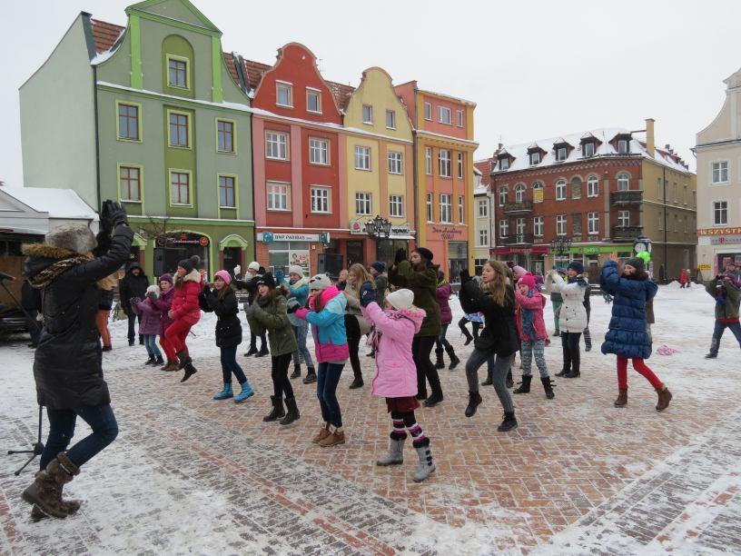 Zima z tańcem FOTO