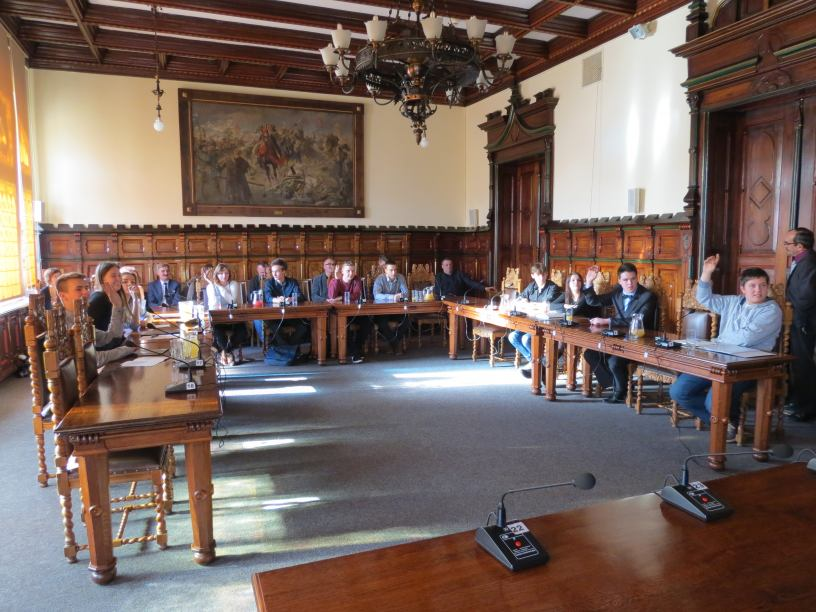 II sesja Młodzieżowej Rady Miejskiej