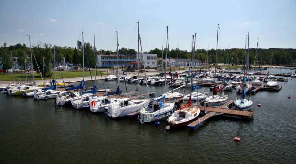 Ogólnopolskie otwarcie sezonu żeglarskiego Chojnice &ndash Charzykowy 2014