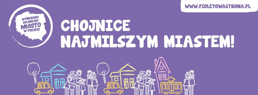 Bonus dla Chojnic w konkursie Milki