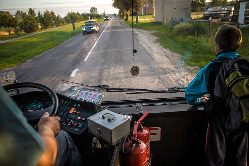 15 nowych linii autobusowych od 1 września na terenie powiatu sępoleńskiego