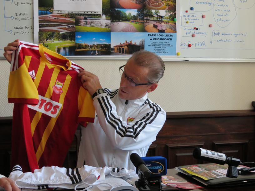 9 miesięcy funkcjonowania ośrodka Akademii Piłkarskiej Lechii Gdańsk w Chojnicach