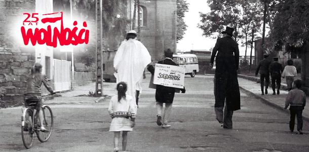 Chojnicki Przełom 1989-1991. Zaproszenie na wystawę
