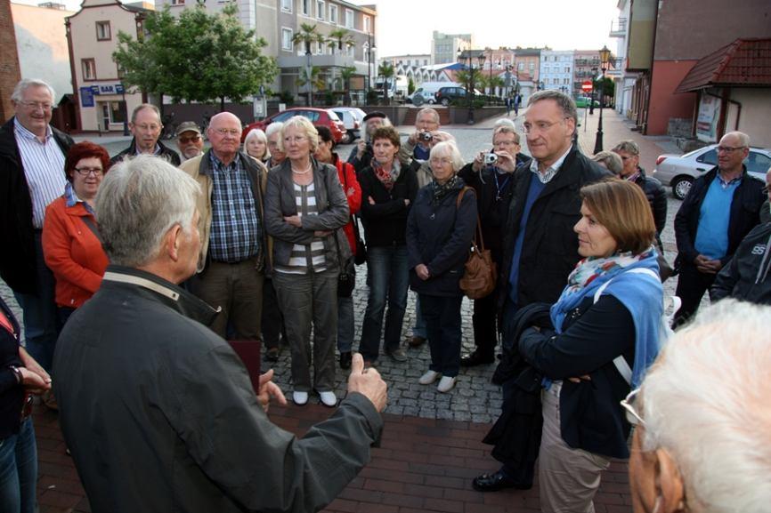 Wizyta mieszkańców partnerskiego Emsdetten w Chojnicach w dniach 27-30 czerwca 2014 r.