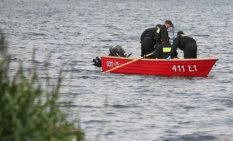 Na jeziorze Sitno w powiecie bytowskim odnaleziono ciało poszukiwanego 60-latka