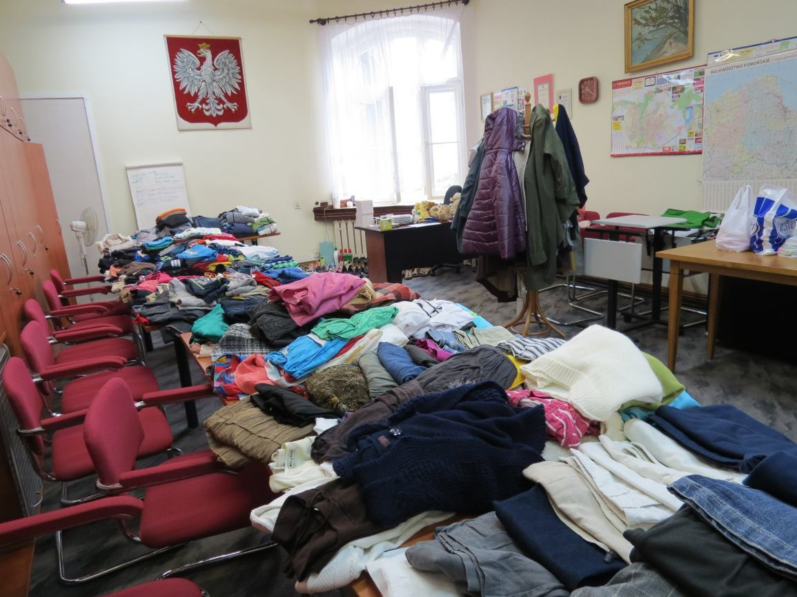 Mieszkania i dary dla pogorzelców z ul. Podgórnej
