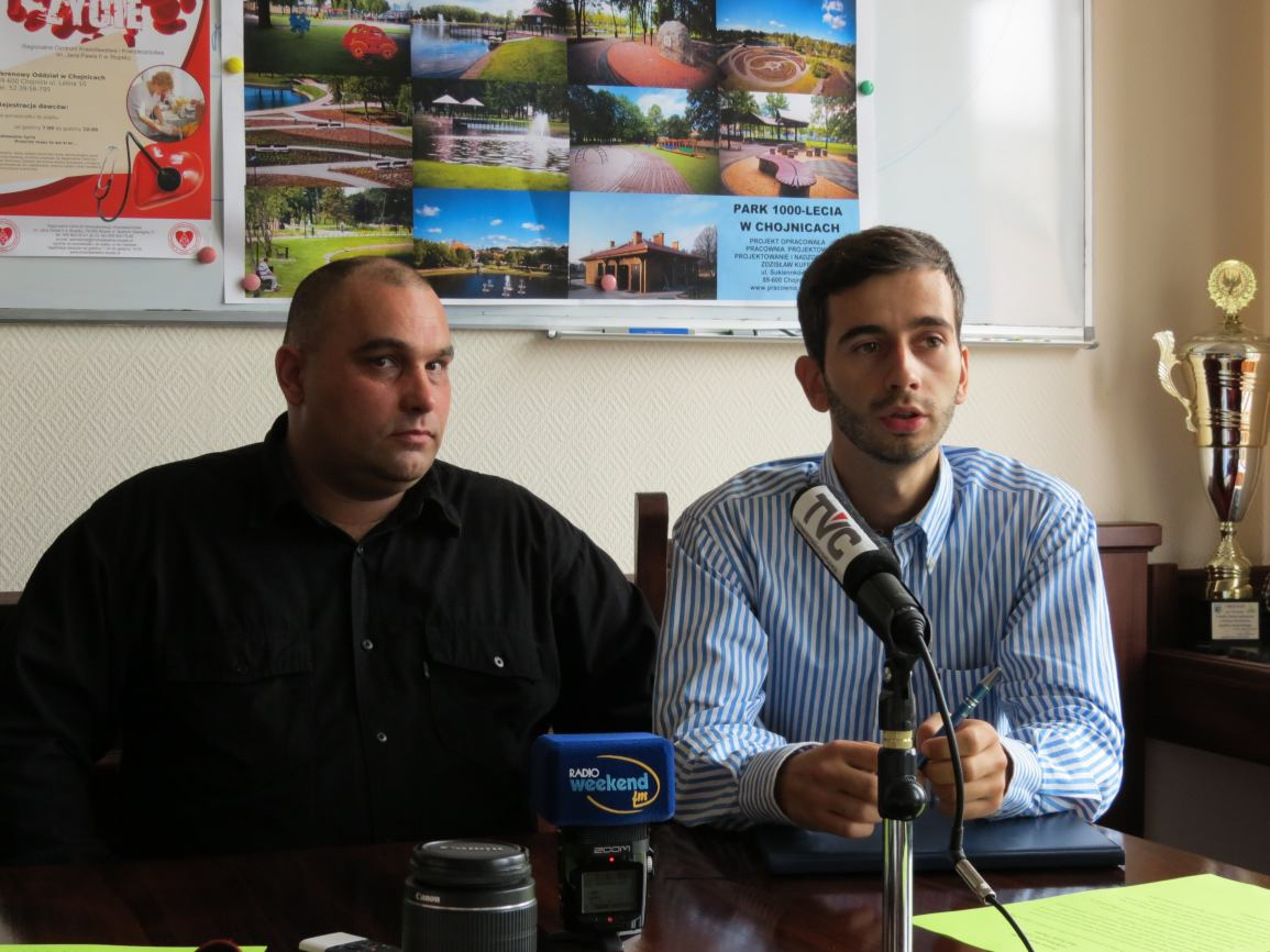 Automobilklub Chojnicki zaprasza