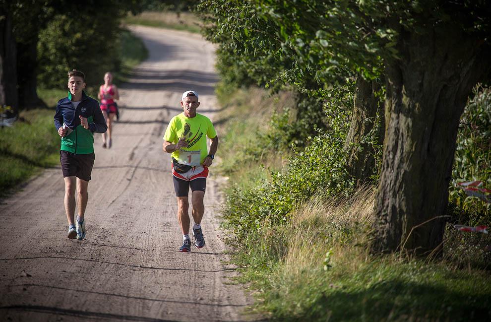 Jutro mija tydzień biegania