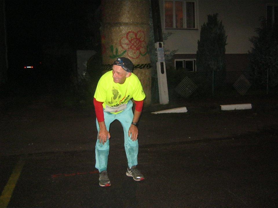 Rolnik-maratończyk może pobić rekord