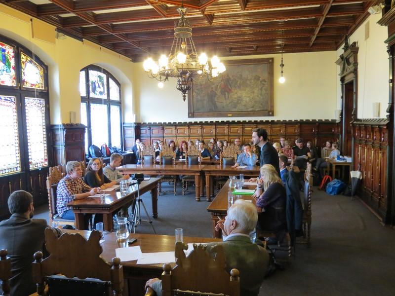 Czy przestrzeń publiczna w Chojnicach jest dobrze zagospodarowana?