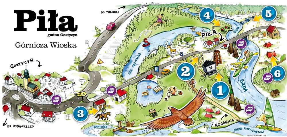 Górnicza wioska w Pile zaprasza dziś 19.09. na piknik z okazji Europejskich Dni Dziedzictwa