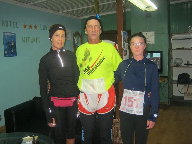 Ryszard Kałaczyński przebiegł ponad 70 maratonów. Jak się czuje?
