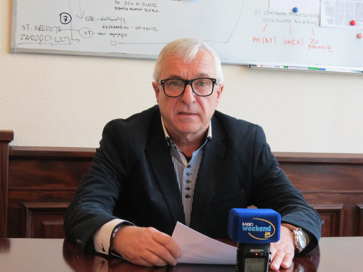 Sprawozdanie z pracy Pełnomocnika burmistrza ds. usuwania barier architektonicznych