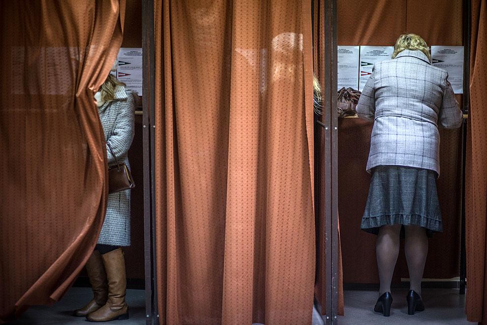 Podział mandatów w bydgoskim okręgu wyborczym