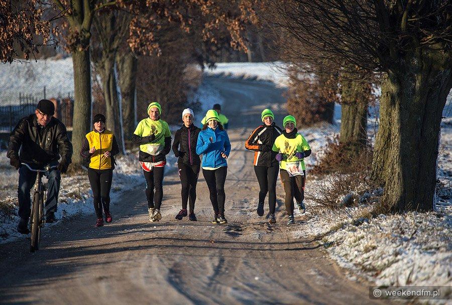 Ryszard Kałaczyński dalej biega. Przebiegł już 136 maratonów FOTO