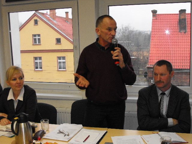 Maratończyk Ryszard Kałaczyński jest radnym