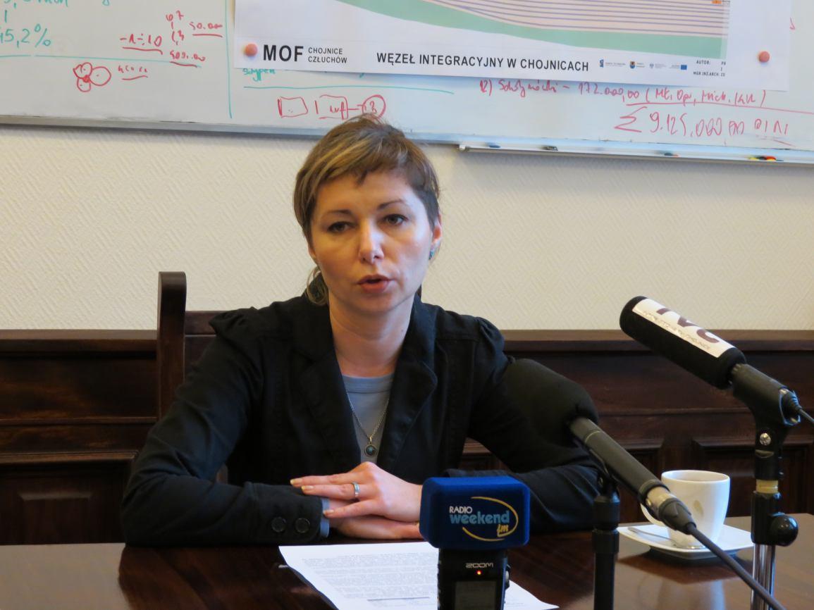 Podsumowanie działalności Banku Żywności w Chojnicach za rok 2014