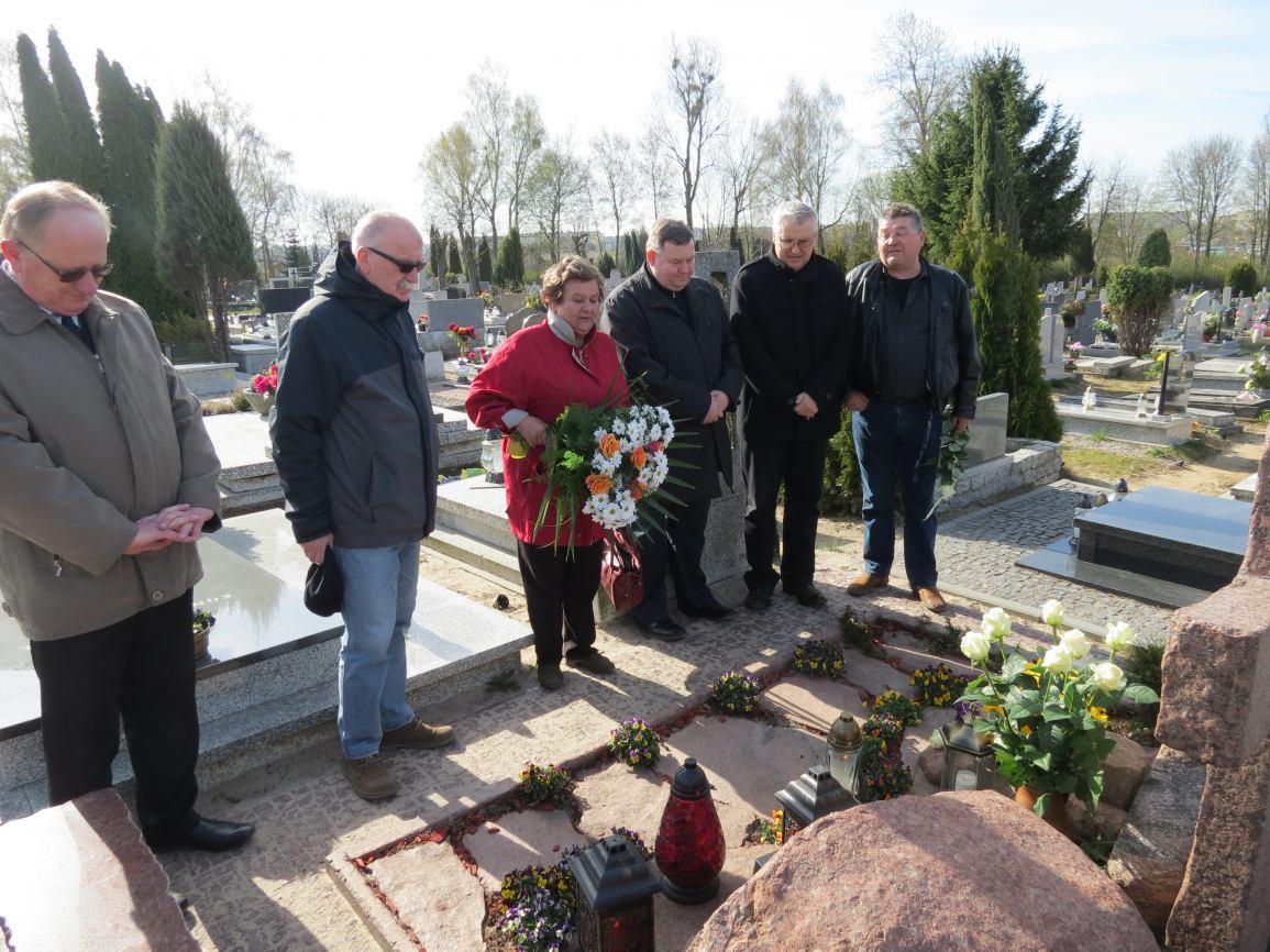 100. rocznica urodzin Wojciecha Bucholca