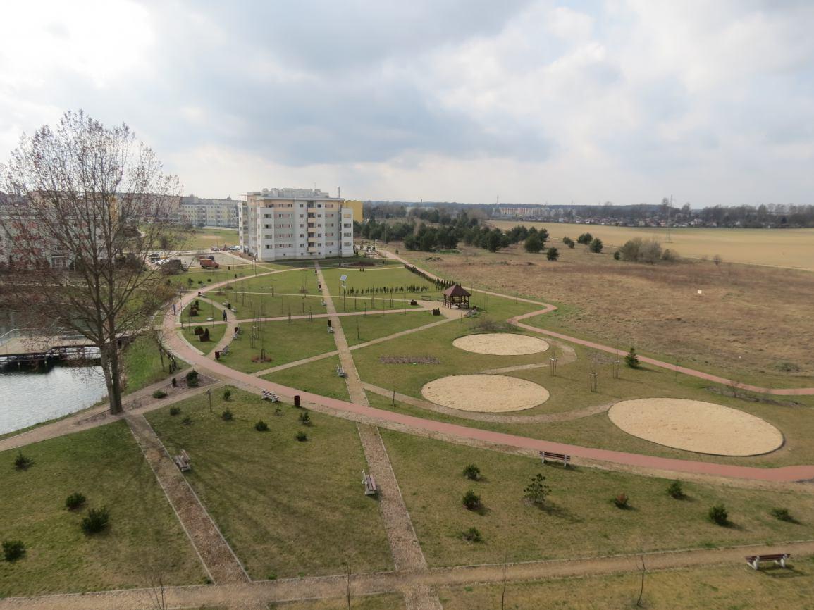 Konkurs na nazwę dla parku zieleni przy ul. Wielewskiej
