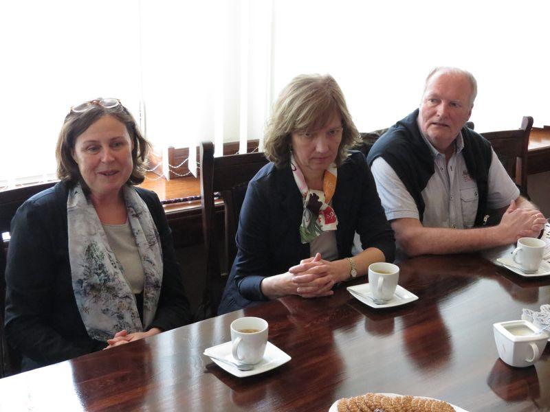 Spotkanie w sprawie współpracy Promocji Regionu Chojnickiego z Promocją Miasta Emsdetten