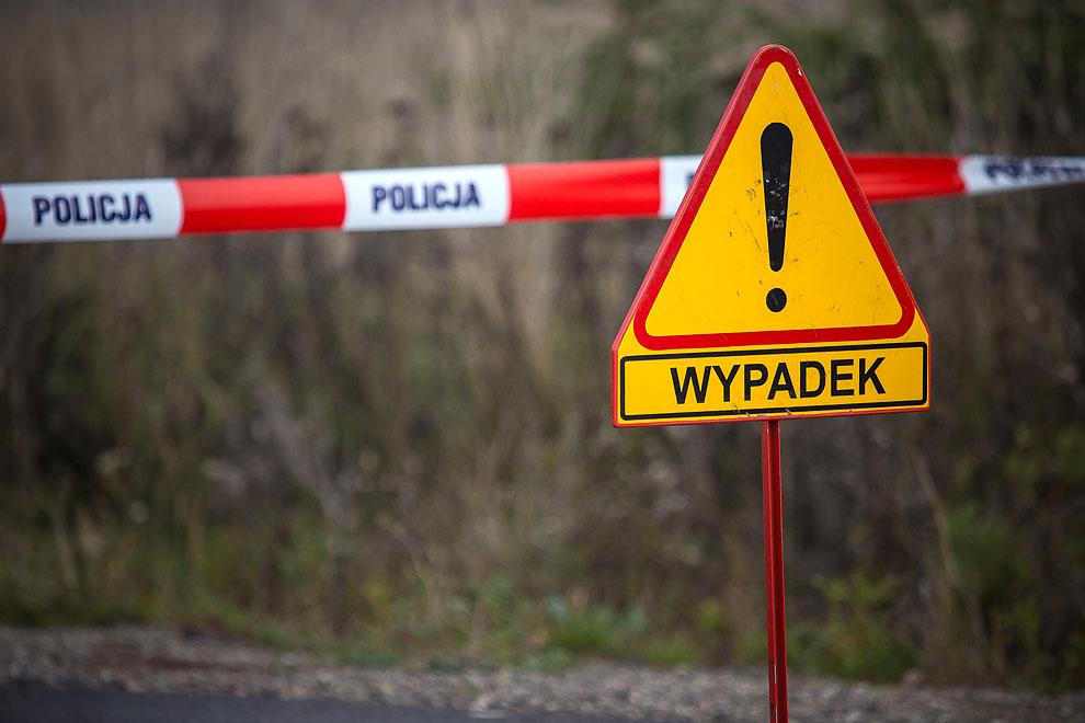 Pijany kierowca spowodował kolizję w Będominie