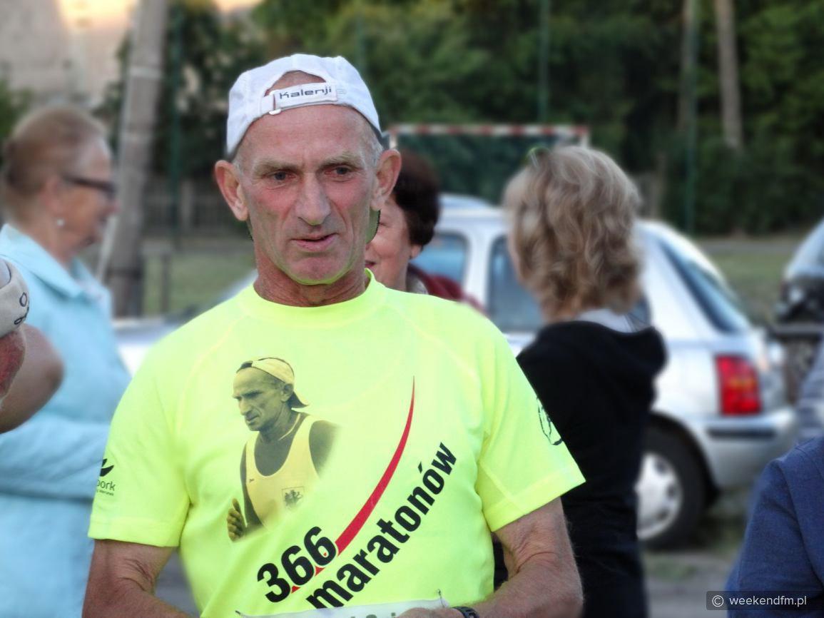 Ryszard Kałaczyński coraz bliżej ustanowienia rekordu Guinnessa