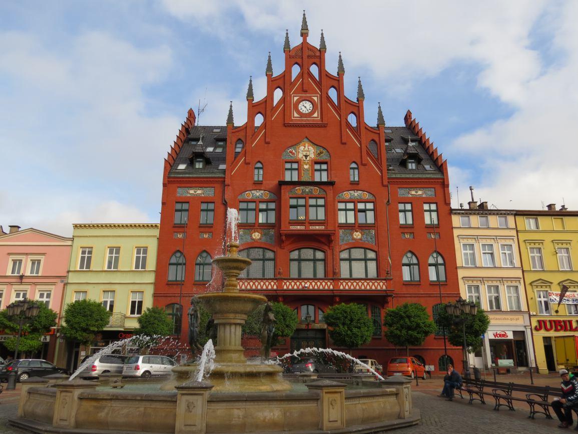 Miasto Chojnice ciekawym miastem na weekend