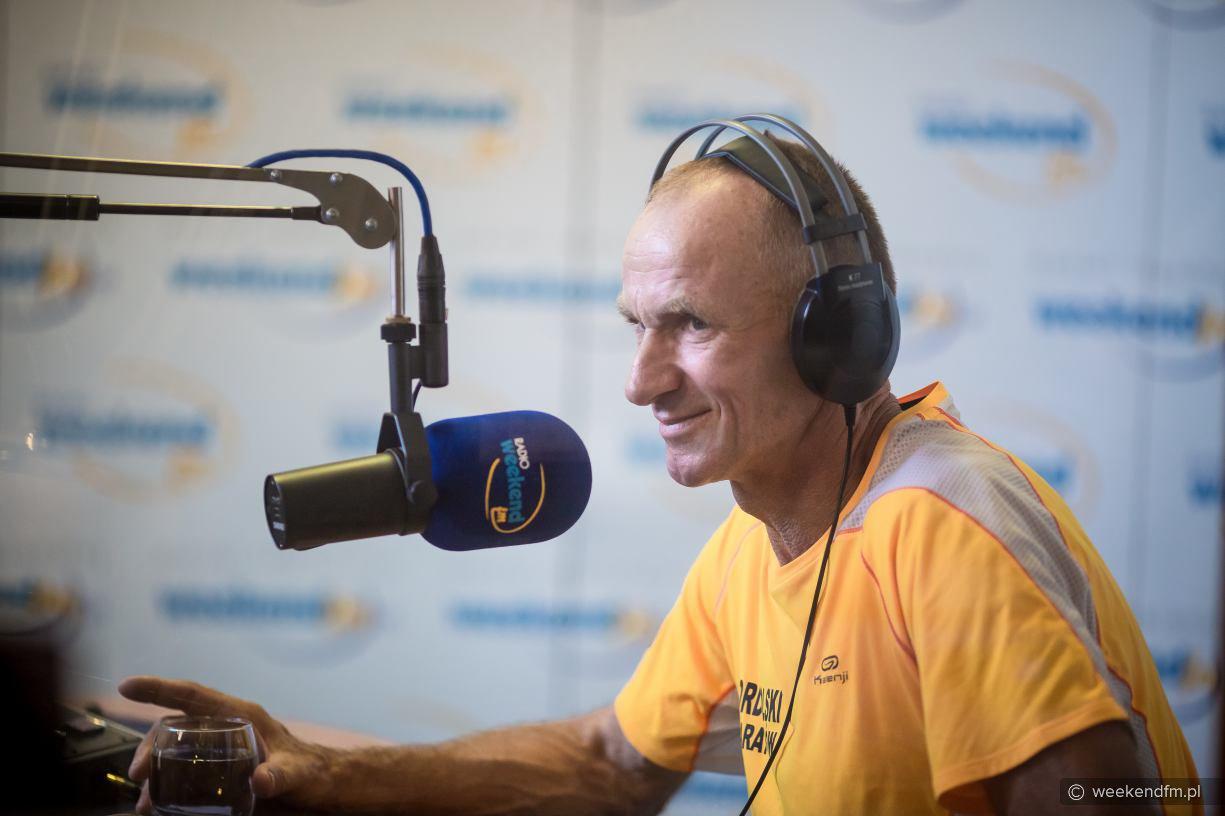 366 maratonów w 366 dni. Rozmowa z Ryszardem Kałaczyńskim