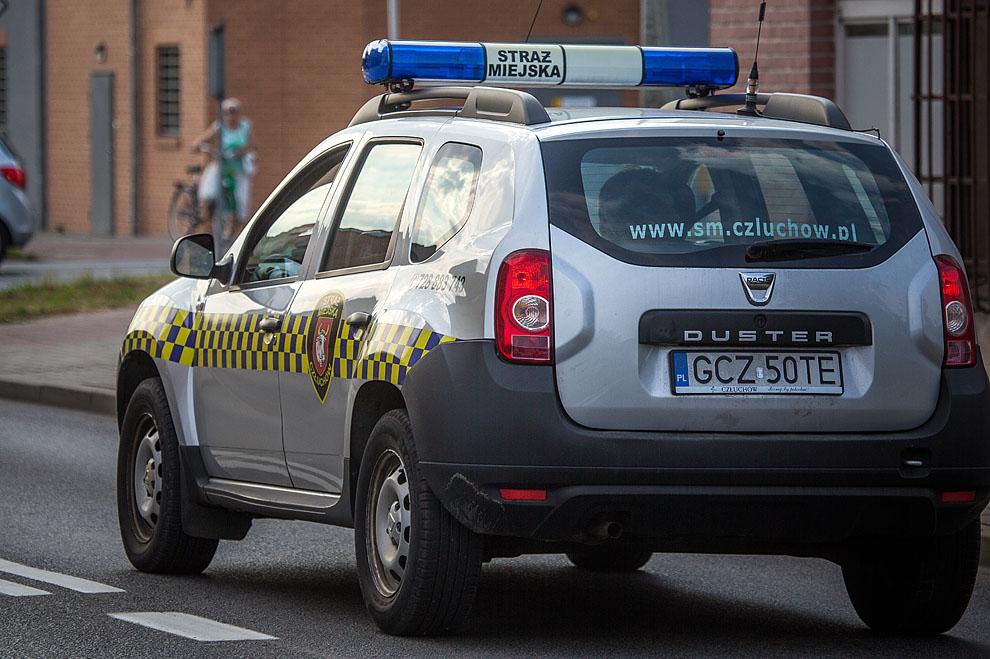 Ważą się losy Straży Miejskiej w Człuchowie
