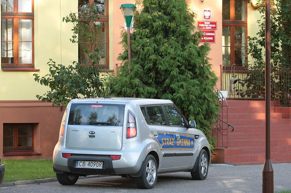 Straż Gminna w Kęsowie do końca roku