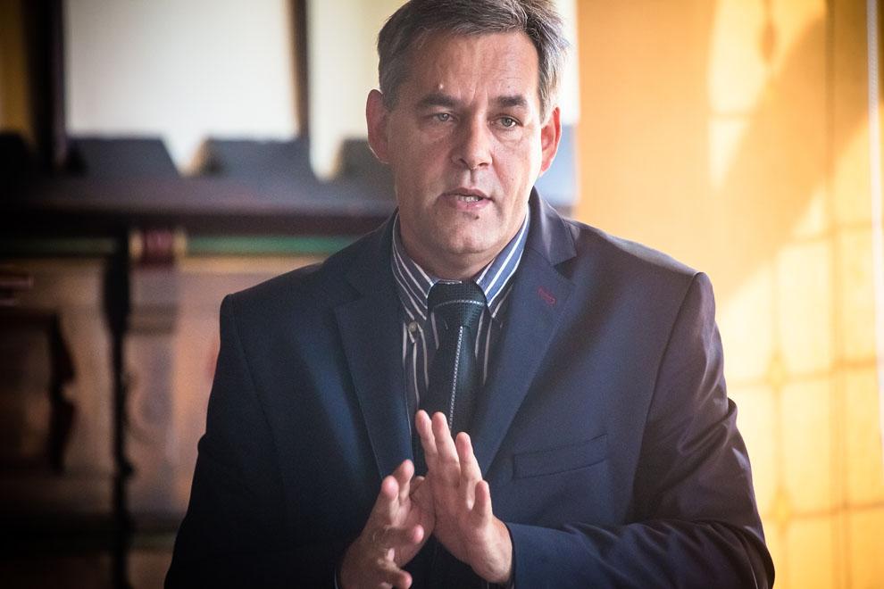 Oświadczenie burmistrza Chojnic Arseniusza Finstera