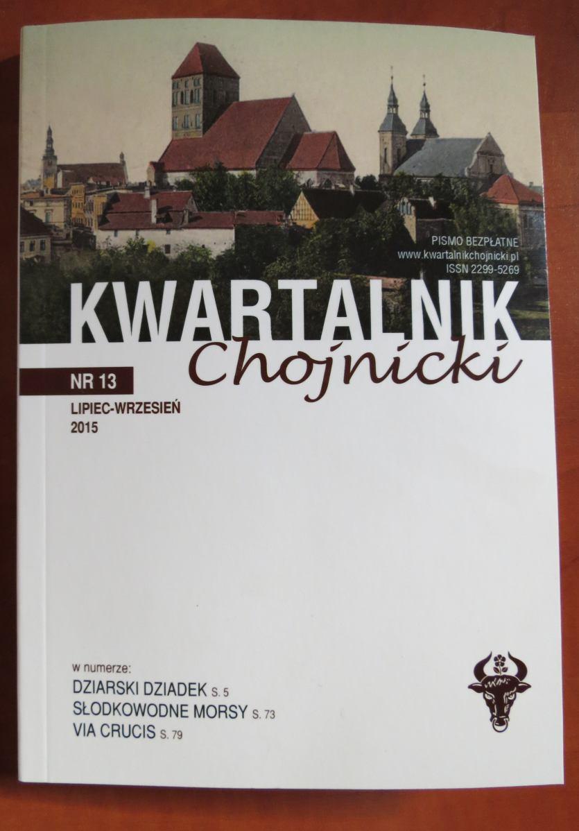 Promocja trzynastego numeru Kwartalnika Chojnickiego