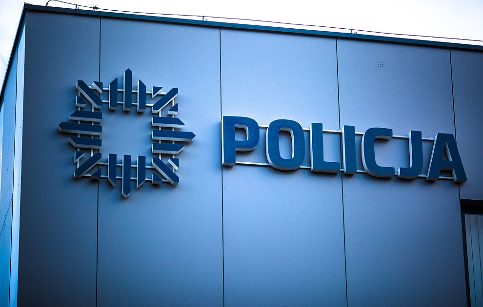 Policjanci zatrzymali parę złodziei