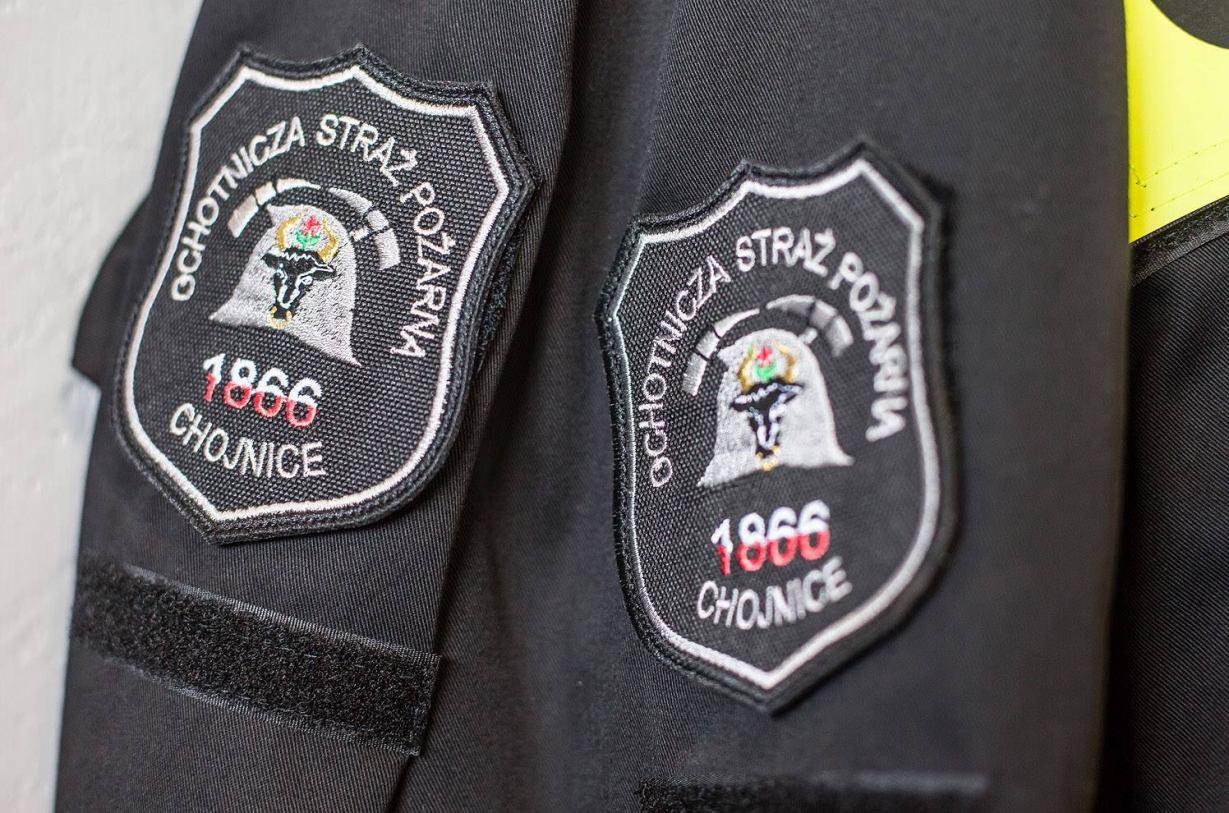 Ochotnicza Straż Pożarna w Chojnicach będzie miała własny podnośnik