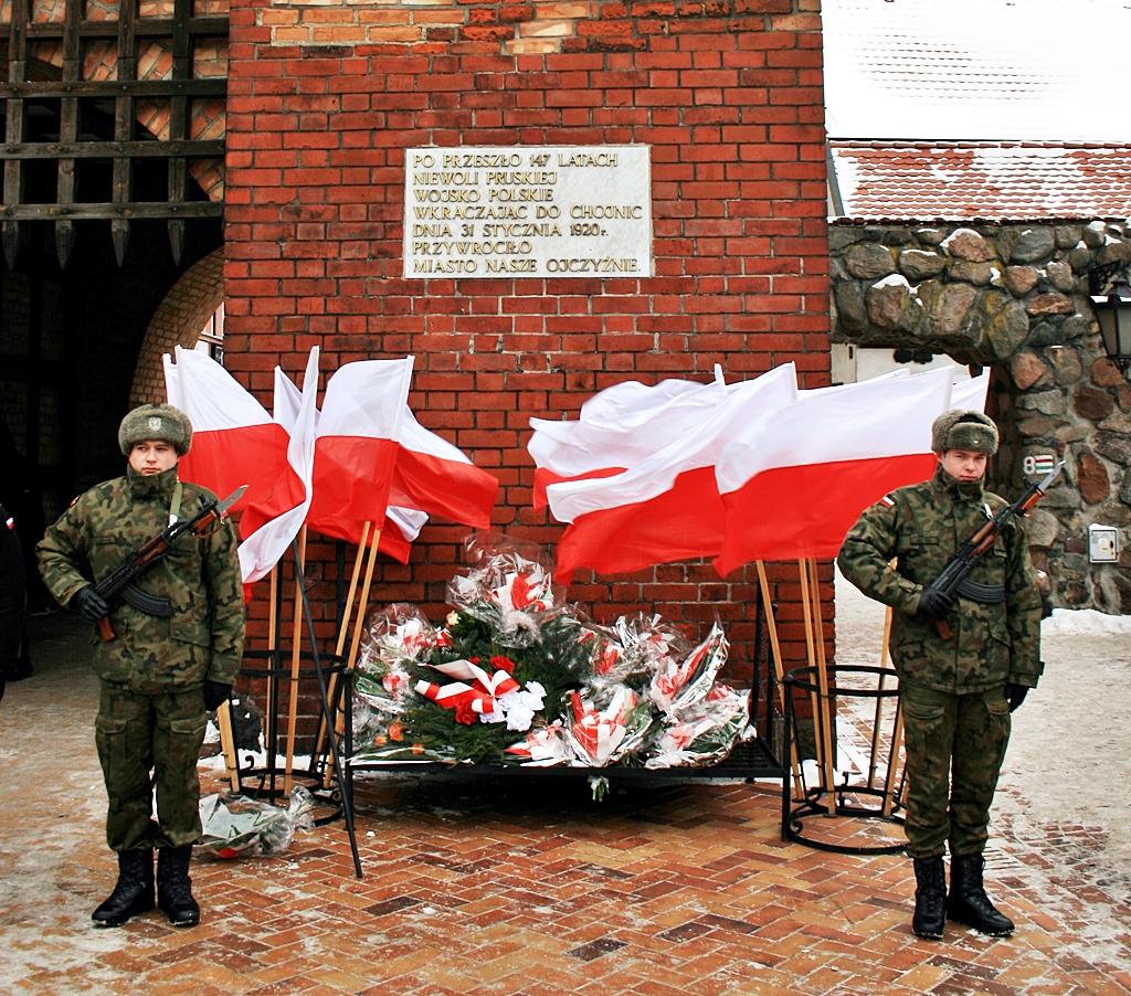 Program obchodów 96. rocznicy powrotu Chojnic do Ojczyzny