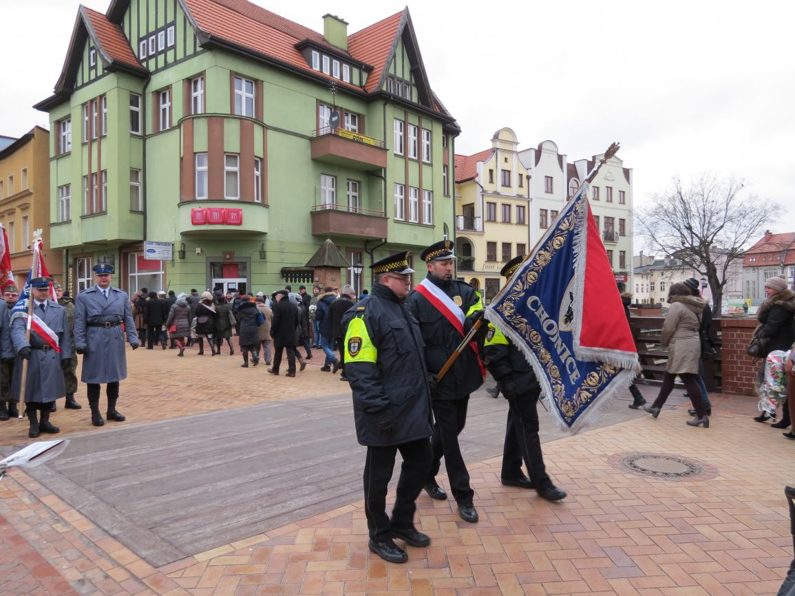 Fotorelacja z obchodów 96. rocznicy powrotu Chojnic do Ojczyzny