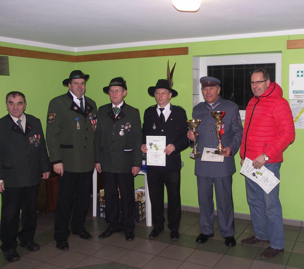 Turniej Ligi Strzeleckiej Ziemi Chojnickiej