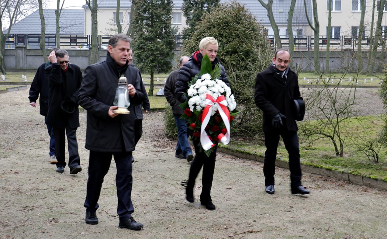 Upamiętnienie 71. rocznicy wyzwolenia Chojnic spod hitlerowskiej okupacji