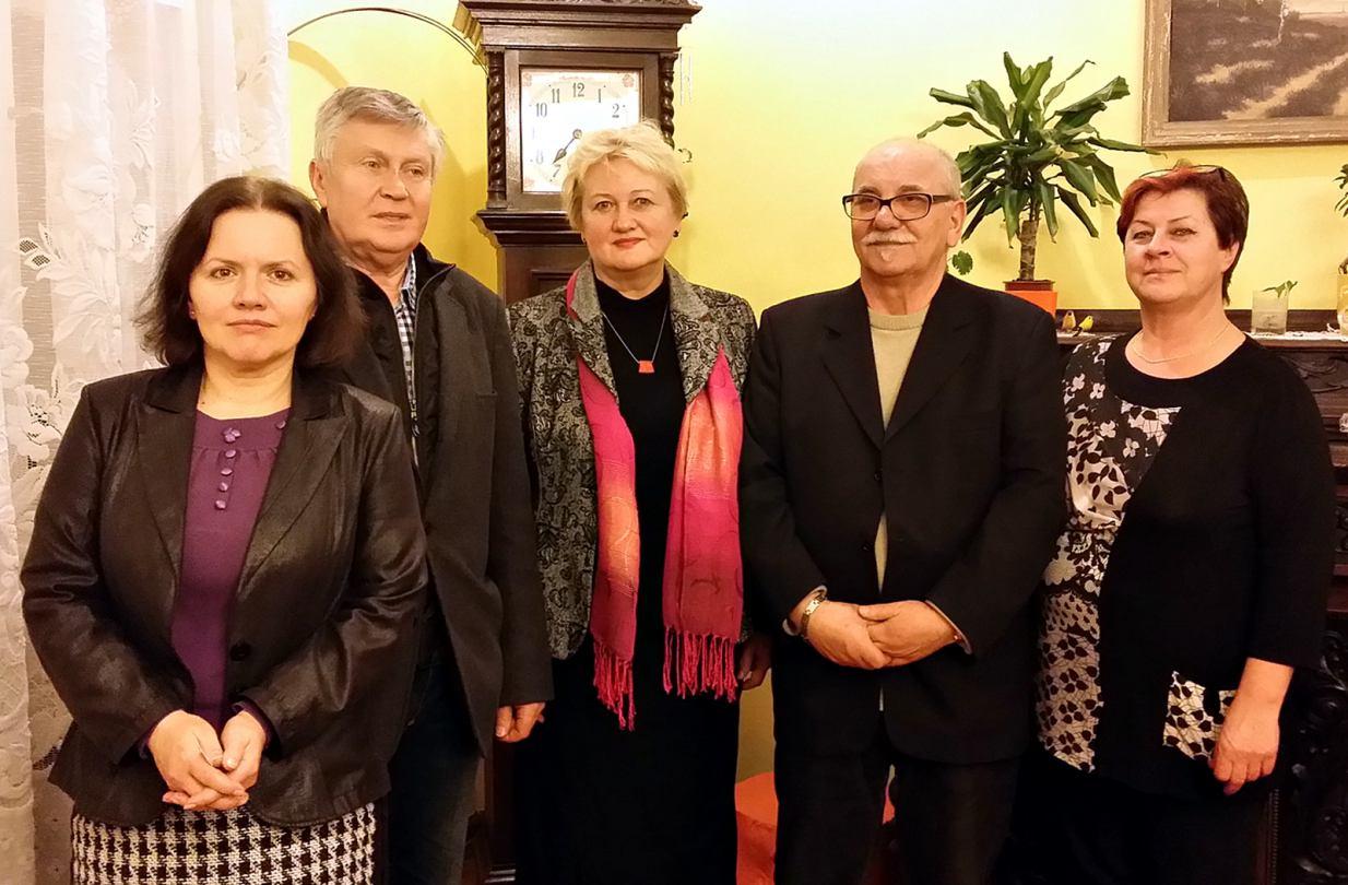Nowy prezes Chojnickiego Stowarzyszenia Partnerstwa Miast