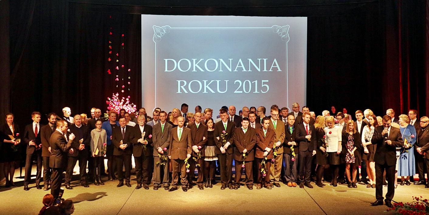 Gala Dokonania Roku 2015