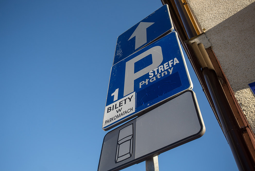 Zmiany w uchwale dotyczącej strefy płatnego parkowania